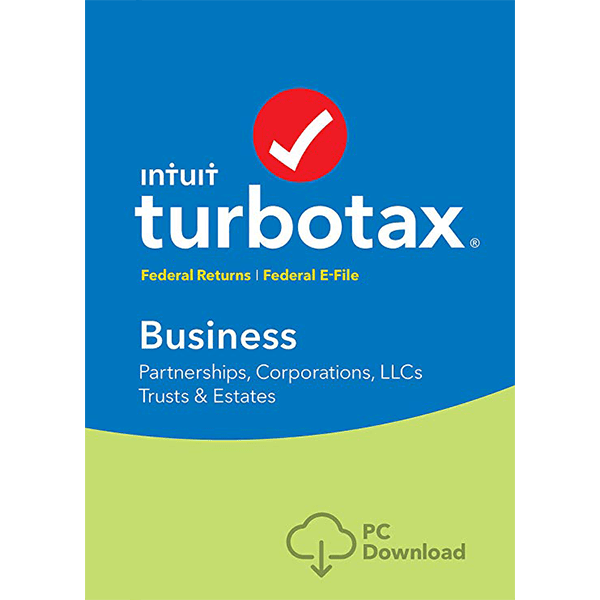 TurboTax Business 2018 Download For Windows